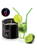 Massage candle - Mojito - ALLUME-MOI - by Voulez-Vous...