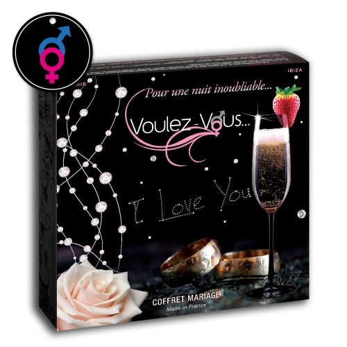 WEDDING Gift box - by Voulez-Vous...