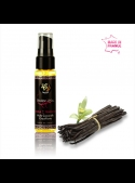 Warming body oil - Vanilla - MIDNIGHT OIL (30ml) – by Voulez-Vous…
