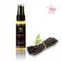 Huile de massage chauffante et gourmande Vanille