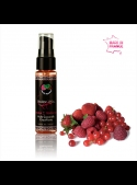 Huile chauffante – Fruits rouges - L'HUILE DE LA TENTATION – by Voulez-Vous…