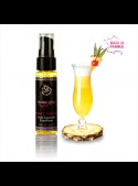 Warming body oil - Piña Colada - MIDNIGHT OIL (30ml) – by Voulez-Vous…