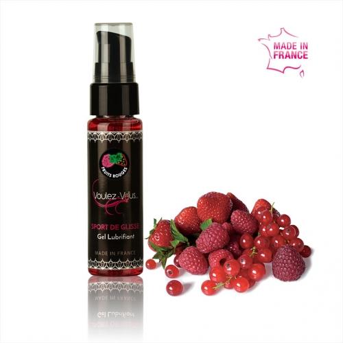 Lubrifiant à base d'eau - Fruits rouges - SPORT DE GLISSE – by Voulez-Vous…