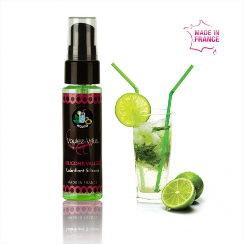 Lubrifiant silicone - Mojito SILICONE VALLÉE - by Voulez-Vous…