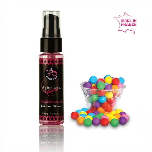 Lubrifiant silicone - BubbleGum - SILICONE VALLÉE - by Voulez-Vous…