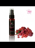 Stimulating gel - Red berries - FIRED UP - by Voulez-Vous…