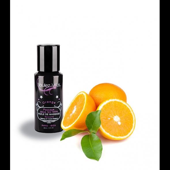 Huile de massage Relaxante Orange
